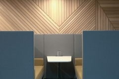 Privacy & Professional Meeting Space from BE.Spoke
